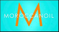 Moroccanoil logo popmaramka