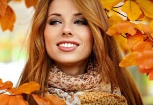 listopadowe liscie