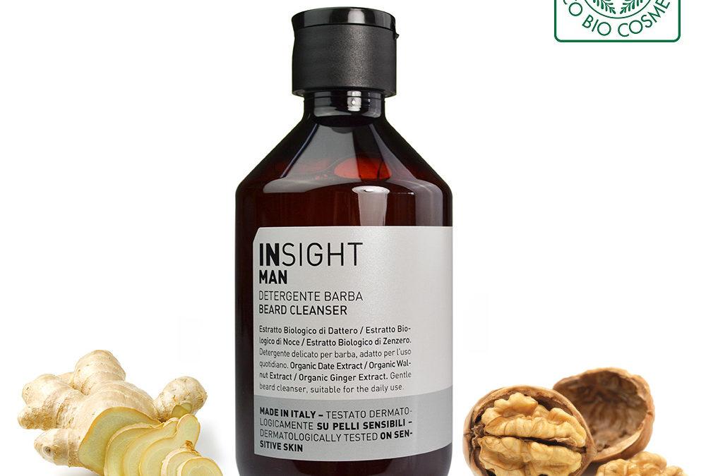 Testowanie produktów z linii INSIGHT MAN: Płyn do mycia brody