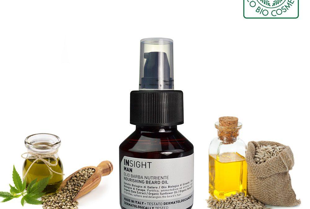 Testowanie linii INSIGHT MAN cz.3: Odżywczy olejek do zmiękczania zarostu